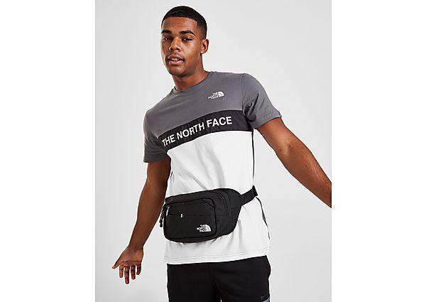 The North Face camiseta Woven Colour Block, White