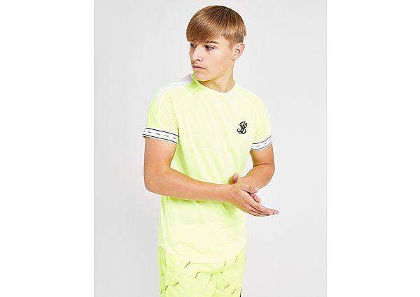Comprar Ropa deportiva para niños online ILLUSIVE LONDON Neon Tape T-Shirt Junior