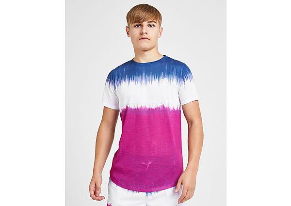 Comprar Ropa deportiva para niños online ILLUSIVE LONDON camiseta Tie Dye júnior, Blue