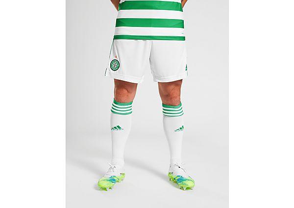 adidas pantalón corto Celtic FC 2020/21 1. ª equipación (RESERVA), White