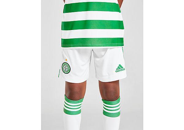adidas pantalón corto Celtic FC 2020/21 1. ª equipación júnior (RESERVA), White