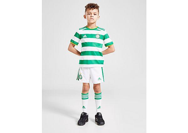 adidas conjunto Celtic FC 2020/21 1. ª equipación infantil (RESERVA), Green/White