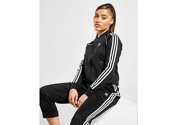 Ropa deportiva Mujer adidas Originals chaqueta SS, Black