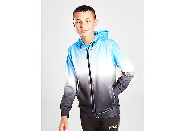 Sonneti Fadez Full Zip Hoodie Junior - Blue - Kind