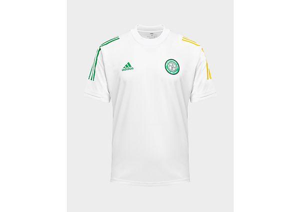adidas camiseta de calentamiento Celtic FC júnior (RESERVA), White