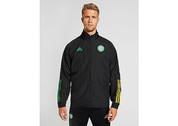 adidas chaqueta de presentación Celtic FC (RESERVA), Black