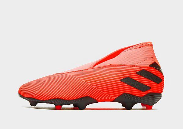 Adidas InFlight Nemeziz 19.3 FG Junior - Orange/Black - Kind