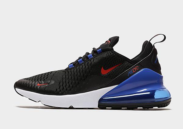 Nike Air Max 270, Black/Blue