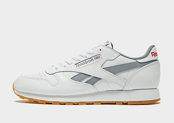 Reebok Classic Leather, Grey