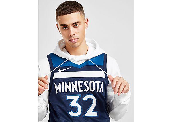 Nike NBA Minnesota Timberwolves Towns #32 SM Jersey