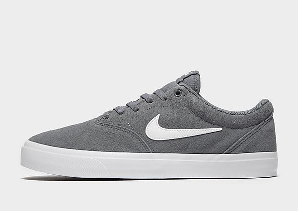 Nike Charge Suede, Grey/White