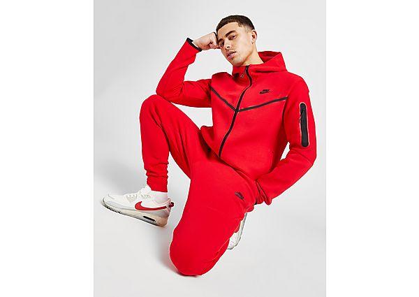 Nike Tech Fleece Joggingbroek Heren - University Red/Black - Heren, University Red/Black