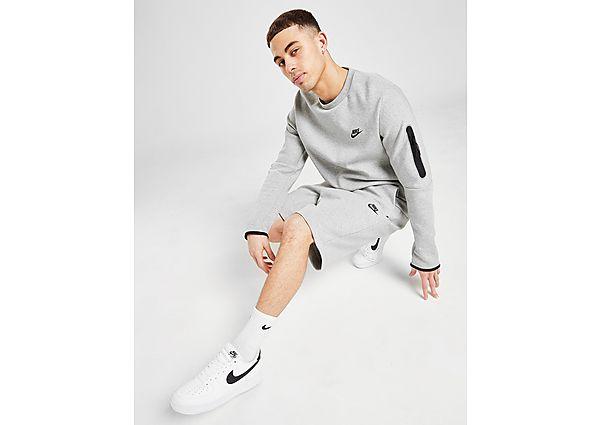 Nike pantalón corto Tech Fleece, Grey