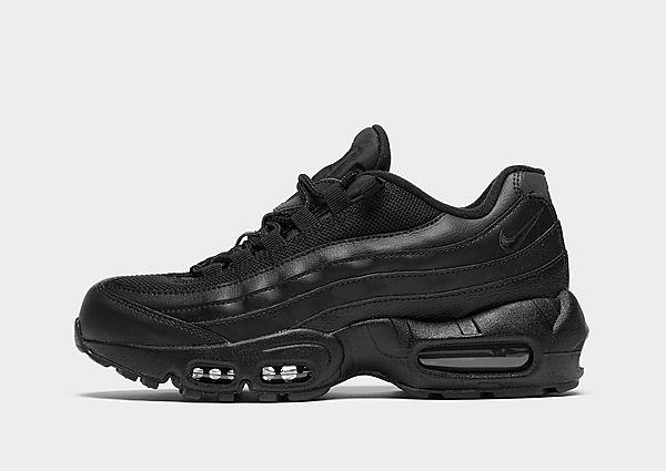 Nike Air Max 95 júnior, Black