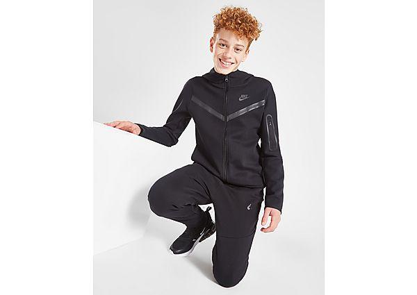 Comprar deportivas Nike chaqueta con capucha Tech júnior, Black