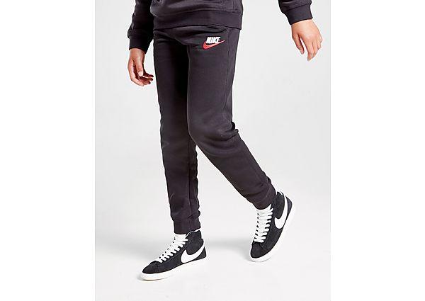 Comprar Ropa deportiva para niños online Nike pantalón de chándal Club Fleece júnior, Black/White/Red