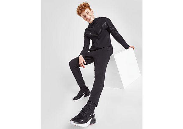 Comprar Ropa deportiva para niños online Nike pantalón de chándal Tech Fleece júnior, Black