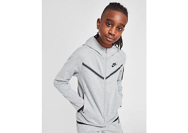 Comprar deportivas Nike chaqueta con capucha Tech júnior, Grey/Black