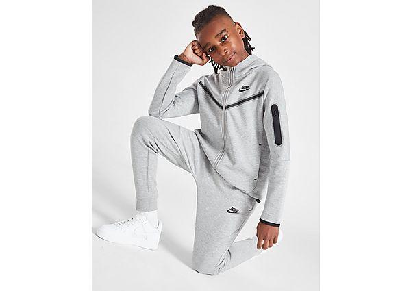 Comprar Ropa deportiva para niños online Nike pantalón de chándal Tech Fleece júnior, Grey/Black