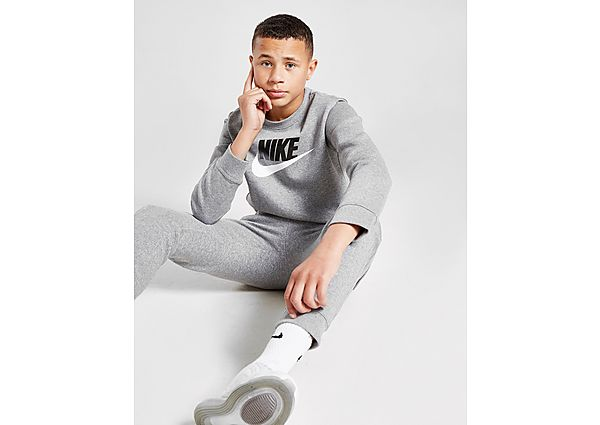 Nike Hybrid Fleece Crew Sweatshirt Junior - Kind