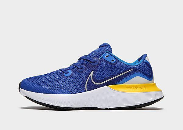 Nike Renew Run Junior - Blue/Yellow - Kind