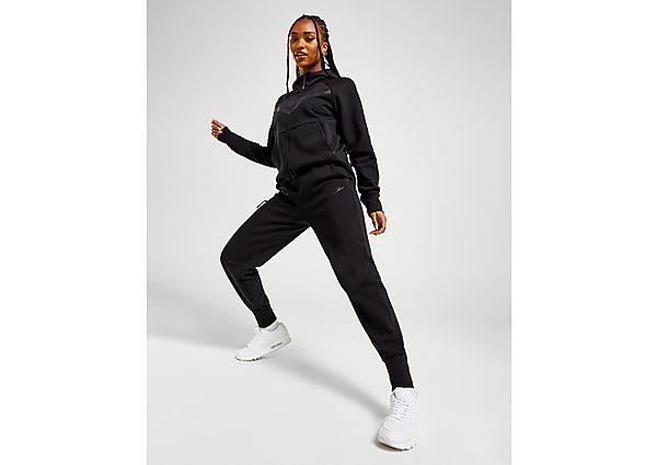 Ropa deportiva Mujer Nike pantalón de chándal Tech Fleece, Black
