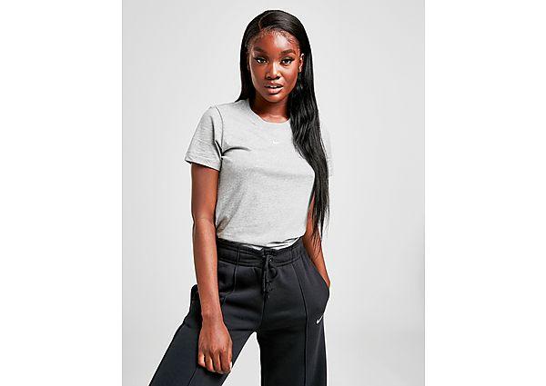 Ropa deportiva Mujer Nike camiseta Essential Slim, Grey