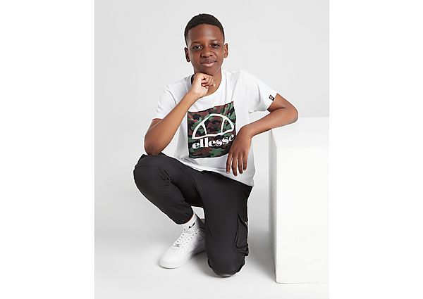 Comprar Ropa deportiva para niños online Ellesse camiseta Camo Box júnior