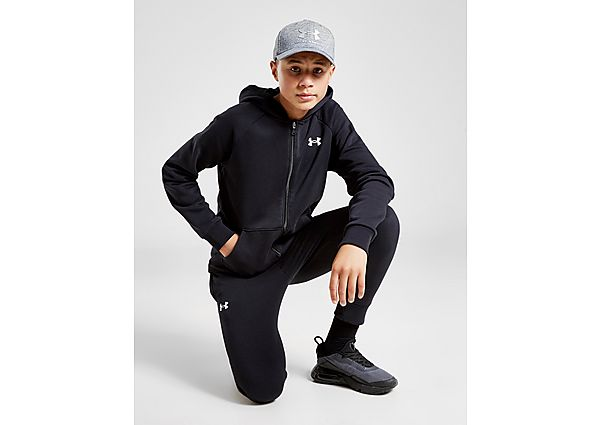 Under Armour Rival Cotton Full Zip Hoodie Junior - Kind