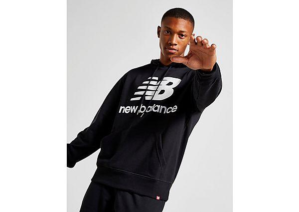 New Balance sudadera con capucha Core, Black