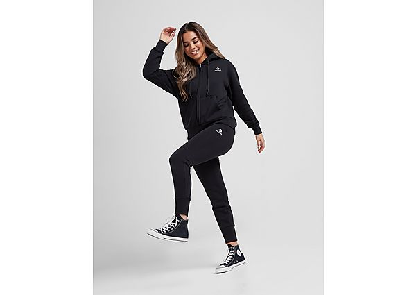 Ropa deportiva Mujer Converse pantalón de chándal Star & Chevron, Black/White