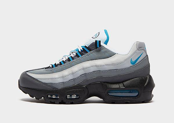 Nike Air Max 95 júnior, White/Blue/Grey