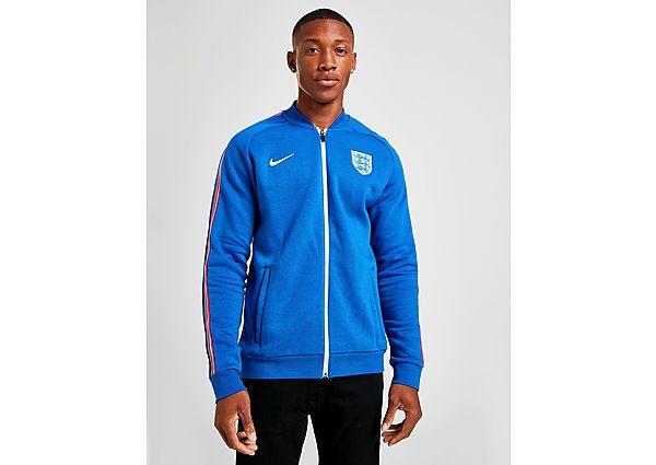 Nike chaqueta Inglaterra Track, Blue