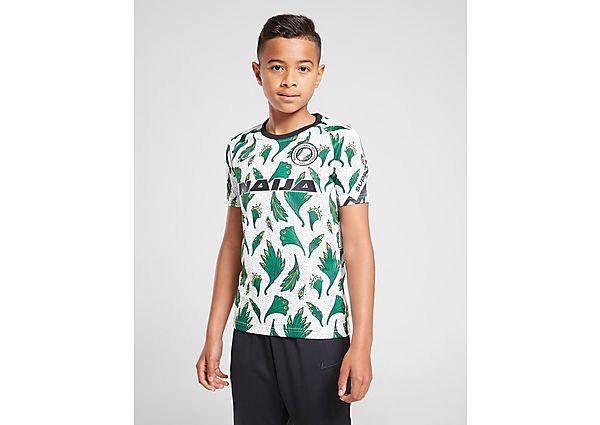 Nike Nigeria Pre Match Shirt Junior