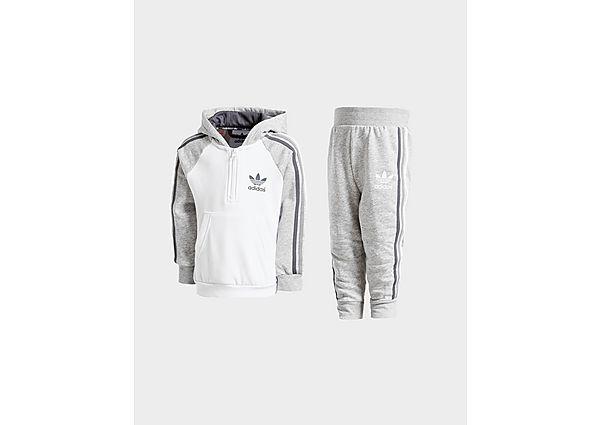 Adidas Originals Trefoil 1/4 Zip Trainingspak Infant - Kind