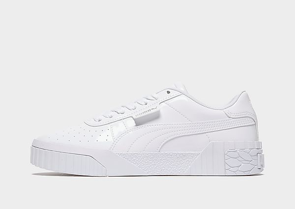 Puma Cali Patent Junior - White - Kind
