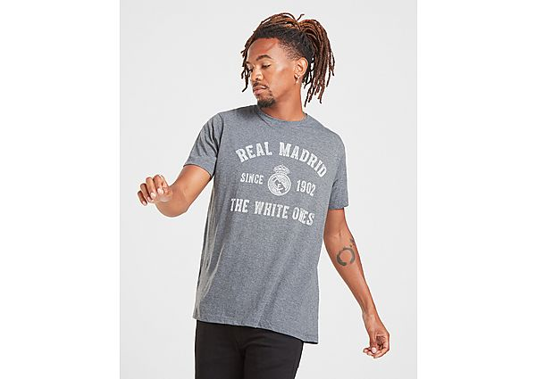Official Team camiseta Real Madrid Arch, Grey