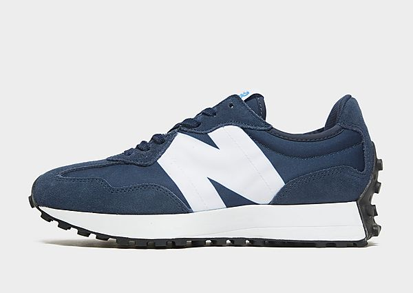 New Balance 327, Blue/White