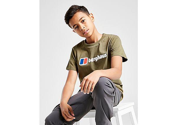 Comprar Ropa deportiva para niños online Berghaus camiseta Logo  júnior