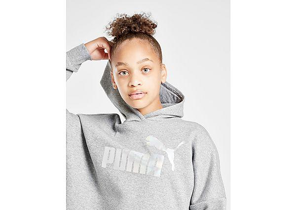 Comprar deportivas Puma sudadera crop Core júnior, Grey