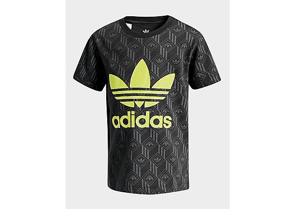 Adidas Originals All Over Trefoil T-Shirt Infant - Kind
