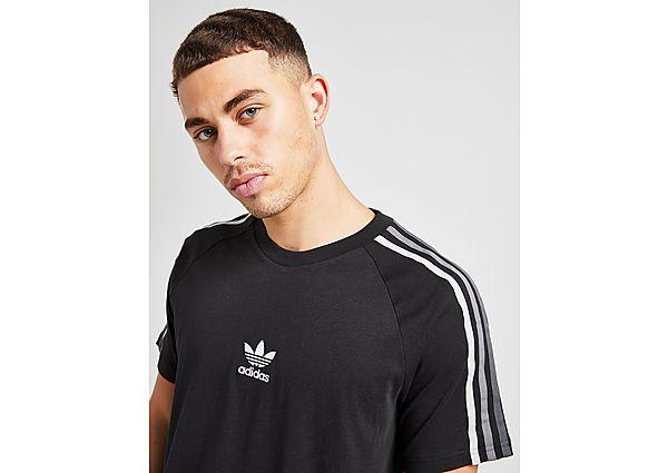 adidas Originals camiseta Tri-Stripe, Black