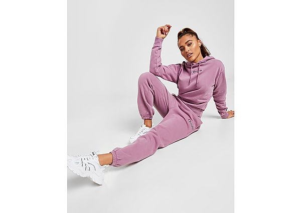 Ropa deportiva Mujer Champion Embossed Logo Washed Fleece Joggers
