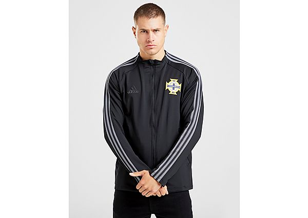 adidas chaqueta Northern Ireland Anthem, Black