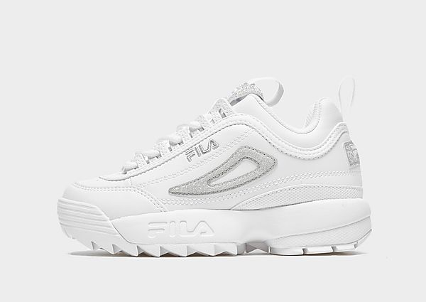 Fila Disruptor II Kinderen  - White - Kind