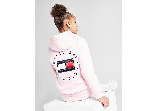 Comprar deportivas Tommy Hilfiger Girls' Heritage Logo Zip Through Hoodie Junior