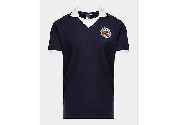 Official Team camiseta selección de Escocia 1.ª equipación 1978, Navy