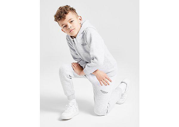 Comprar Ropa deportiva para niños online McKenzie chaqueta con capucha Essential infantil, Grey