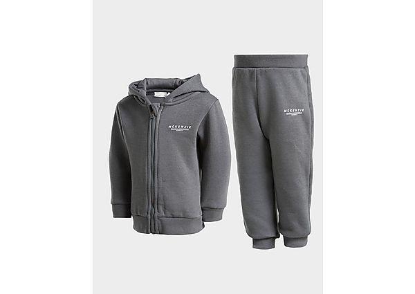 Comprar Ropa deportiva para niños online McKenzie chándal Micro Essential Full Zip para bebé, Grey