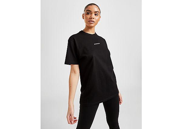 Ropa deportiva Mujer McKenzie camiseta Essential Boyfriend, Black